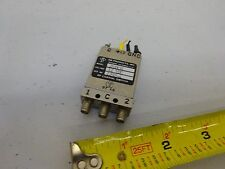 RF MICROWAVE FREQUENCY PART COAXIAL SWITCH DB PRODUCTS 2S1K31 AS IS BIN#P4-B-45