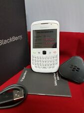 NEW Blackberry® Curve 9300 White Qwerty 3G Mobile Phone Unlocked