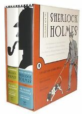 The New Annotated Sherlock Holmes: The Complete Short Stories (2 Vol. -ExLibrary
