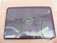NEW DELL Y206P INSPIRON MINI 1011 PURPLE LCD BACK COVER LID