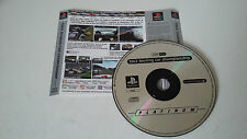 TOCA TOURING CAR CHAMPIONSHIP - SONY PLAYSTATION - JEU PS1 PS2 PLATINUM
