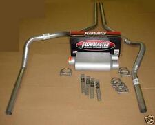 Dodge Dakota 97-05 Dual Exhaust Kit + Flowmaster Muffler