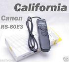 Canon RS-60E3 Timer Remote Control shutter Release EOS 650D 550D 600D 60D 1100D