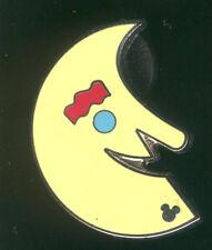 WDW 2011 Hidden Mickey Retro Icon Pleasure Island Moon Completer PWP Disney Pin
