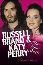 Dave Stone Russell Brand and Katy Perry - The Love Story New Book