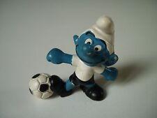 Figurine Schlumpf Smurfs 20068 2.0068 Schtroumpfs Footballeur [ Bully PEYO ]