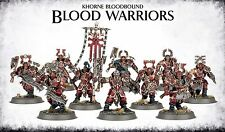 KHORNE BLOODBOUND BLOOD WARRIORS - WARHAMMER AGE OF SIGMAR - GAMES WORKSHOP