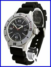 AMPHIBIA 200m VOSTOK AUTOMATIC MECHANICAL WATCH !NUOVO! 24 It