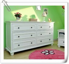 New YoungOZ Petite 6 Chest of Drawers/Dresser/Cabinet/Lowboy