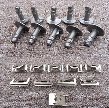 VOLVO METAL ENGINE UNDERTRAY CLIPS SPLASHGUARD SHIELD BOTTOM COVER FASTENER