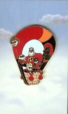 Disney Pin: WDW Hot Air Balloon - Mystery Pin Collection The Incredibles Only