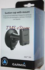 Garmin Suction Cup Mount Holder Cradle GPS dezl RV 760 nuvi 2757 2789 2797 LMT