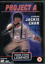 Project A [DVD] (2012)Starring Jackie Chan, Sammo Hung NEW SEALED