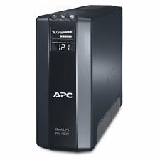 New APC UPS Battery Back Up (BR1000G) - Back-UPS Pro 1000VA 8-outlet