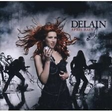 DELAIN - APRIL RAIN CD ROCk 11 TRACKS NEU