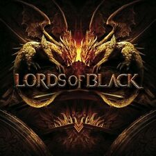 LORDS OF BLACK - s/t / New CD 2014 / Heavy Metal Spain / New Vocalist of RAINBOW