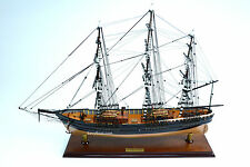 "Flying Cloud Clipper Tall Ship 27"" Handmade Fully Assembled Wooden Ship Model"