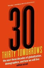 Thirty Tomorrows: The Next Three Decades of Globalization, Demographic-ExLibrary