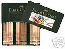 Faber Castell Pitt Pastel Pencils 60 Colour Tin.