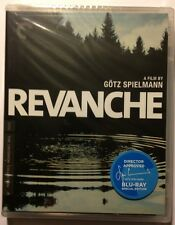 REVANCHE Spielmann - Criterion MINT NEW BLU-RAY!! Free First Class Ship In U.S.