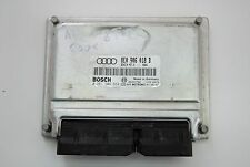 2001 AUDI A4 B6 1.8 T PETROL ECU ENGINE CONTROL UNIT 8E0 906 018 B