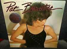 Pat Benatar - Crimes of Passion, CHE 1275, New, Sealed, Hype Sticker, Vinyl!
