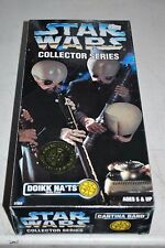 "1997 Hasbro Star Wars Collector Series 12"" Cantina Band Member Doikk Na'ts"