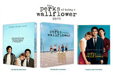 The Perks of Being a Wallflower ( Blu-ray ) / Slip Case / Region A