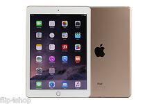 """Apple iPad Air 2. Gen Wi-Fi 64GB Gold (9,7"""") WIE NEU # AKTION"""