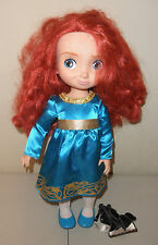 "Disney Store Animators Collection 16"" Princess Doll -- Brave's Merida"