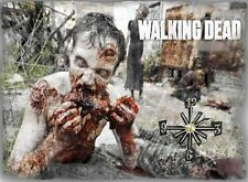 Walking Dead  wall clock (Grest Man Cave Clock)  Makes gr8 Gifts