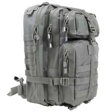 Tactical 3D Backpack VISM 3D Survival Bag Hiking Medic Prepper Pack Urban Gray*