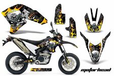 AMR Racing Yamaha Graphic Kit Bike Decal WR250 R/X Decal MX Parts 07-15 MOTOR K