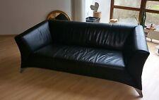 Rolf benz - 3er sofa schwarz
