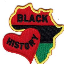 Girl Boy Cub BLACK HISTORY Month Fun Patches Crests Badges SCOUT GUIDE African