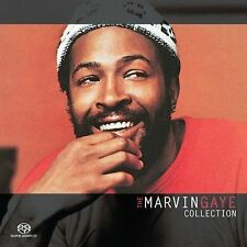 MARVIN GAYE The Marvin Gaye Collection. *EXC+ MOTOWN SACD SUPER AUDIO DSD CD*