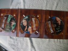 Smallville: The Complete First Season - Special Packaging (DVD, 6-Disc Set)
