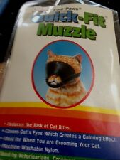 MUZZLE Animal four Paws QUICK FIT CAT MUZZLE SMALL UP TO 6 LBS