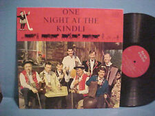 ONE NIGHT AT THE KINDLI  FAMOUS RESTAURANT IN SWITZERLAND JOE SCHMID BAND SIGNED