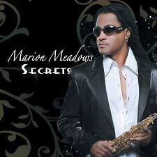 Marion Meadows, Secrets, Excellent
