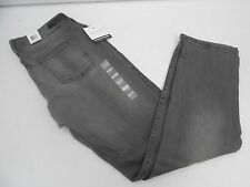 NEW CALVIN KLEIN CK WOMENS LADIES ULTIMATE SKINNY PANTS Jeans 14 X 30 NWT GRAY