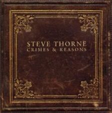 Steve Thorne - Crimes and Reasons (2012)
