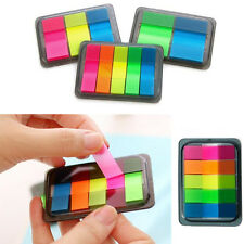 Small Paper Diary Post-It Notes Memo Pad Sticky Notes Notebook Tab Office
