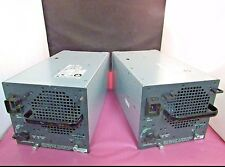 * LOT OF 2 * WS-CAC-3000W - Cisco Catalyst 6513 6509 1400/3000W Power Supplies