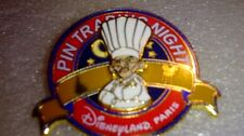 Disney Pin 102444 DLP - Pin Trading Night - Chef Skinner