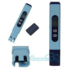 0-9990ppm LCD Digital TDS Meter Tester Set Stick Pen Water Quality Purity Filter