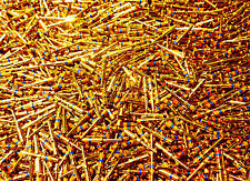 10 Grams of MIL SPEC TYPE II. 99% Purity Gold Plated Pins, FOR GOLD RECOVERY