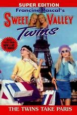 The Twins Take Paris (Sweet Valley Twins) Pascal, Francine Paperback