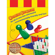 NEW ALL IN ONE BOX AND FOLD OUT TRAVEL GAME CHINESE CHECKERS HOM