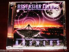 Ascension Theory: Answers CD 2005 Nightmare Records NMR-255